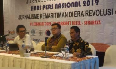 Bupati Prof Nelson Pomalingo Menjadi Inovasi Baru Bagi Wartawan Di HPN Surabaya