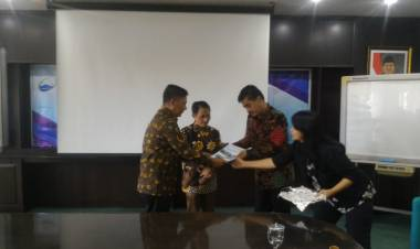 Kemitraan PDAM Kabupaten Gorontalo Dan Surabaya Berlanjut