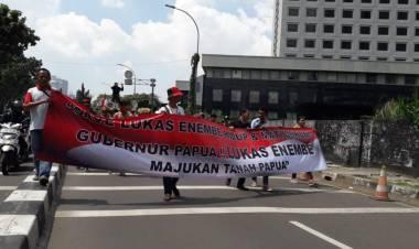 Betulkah Gubernur Papua Dikriminalisasi KPK RI?