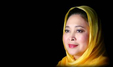 Titiek Soeharto: Tujuan Berpolitik  Bukan Memecah Belah