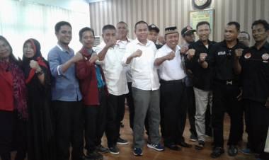 Rustam Akili Menjadi Ketua Dewan Pembina DPW JPKP Provinsi Gorontalo