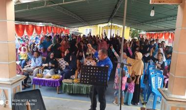 Dukungan Arifin Jakani 17 April 2019 Terasa Suasana 2020