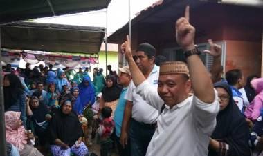 Rakyat Di Dapil Limboto Cs - Telaga Cs Dan Batudaa Cs Telah Buktikan Kecintaan Mereka Pada Arifin Jakani Di 17 April 2019