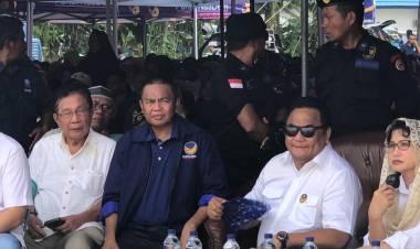 Rustam Akili : Nasdem Maju Bupati Di Pilikada Kabupaten Gorontalo