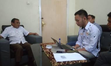 Akhirnya SH alias Sahmid Penuhi Panggilan Bawaslu  Kabupaten Gorontalo