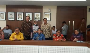 Bupati Prof Nelson Pomalingo Dukung Pembangunan SPAM Regional Gorontalo Raya
