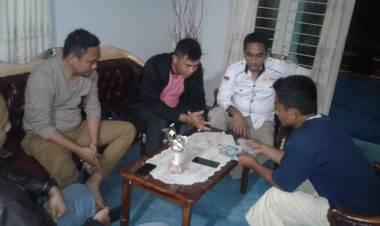 Nuju Bakal DPO, Muhammad Kukuh Islami : Berkas Perkara Sahmid Dan Lola Tetap DI Limpahkan Di Kejaksaan