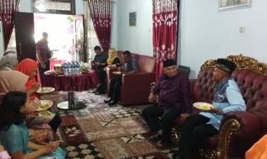 Kedatangan Letkol Infantri Sigit Dwi Cahyono,S.Sos  Di Sambut Langsung Oleh Wabup Drs.H.Amin Lasena, M.Ap