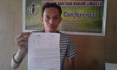 SP3 Terkait Pemilu Yang Melibatkan Oknum Anggota Dewan,  Rivki Mohi : LBH Limboto Akan Uji  Lewat Pra Peradilan Dan Koreksi Bawaslu Provinsi Gorontalo