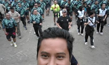 Dalam Rangka Ulang Tahun Kodam Ke 61, Kolonel Czi Arnold Ritiauw : Mari Jadikan Sebagai Ajang Bergembira Bagi Semua