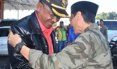 Bersama Kambers Di Kota Ratu Boalemo, Bupati Boalemo Darwis Moridu : Siap Wujudkan Nelson 2 Periode