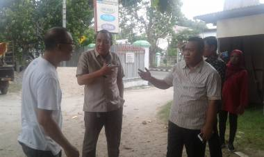 DPRD Khawatir Pekerjaan Gedung Farmasi Bakal Tak Selesai