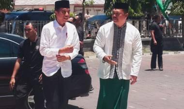 Terkait Pilikada 2020 Di Kabupaten Gorontalo, Nasir Tongkodu : Perpaduan Politisi Dan Birokrasi Menjadi Solusi Di Daerah