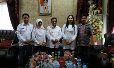 Pemkab Gorut Dapat Bantuan PRTMP Kementerian Pertanian Balai Peternakan Pusat