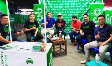 Grab Turut Sponsori Kotamobagu Otomotif Expo 2019, Andi Ferry : Event Ini Ajang Promosi Grab Dan Solusi Bagi Masyarakat Kotamobagu.