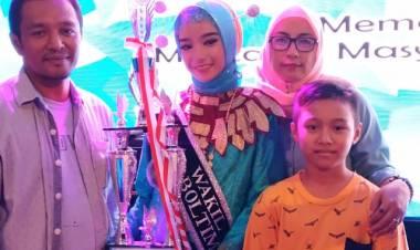 Raih Wakil 1 Anu' Boltim Tahun 2019,  Risya : Terima Kasih atas Dukungan Masyarakat Boltim