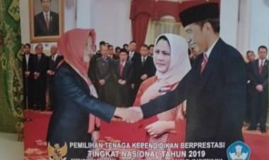 Dr. Abdul Waris : Kedepan Pedidikan Di Kabupaten Gorontalo Harus Maju Dan Berprestasi