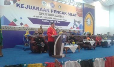 Wagub Idris Rahim Puji Ketua IPSI Provinsi Gorontalo Dan Berharap Rektor UMGO Jadi Bapak Angkat