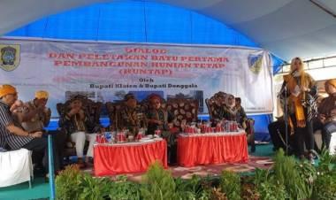 Masyarakat Klaten Bantu 2,3 M Untuk Masyarakat Donggala Kena Bencana