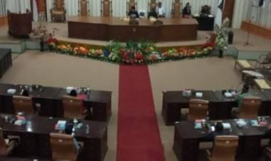 Inilah Susunan 4 Fraksi Di DPRD Bolmong Utara