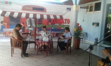 Bupati Nelson Pomalingo Jadi Pembicara Terkait Mengembalikan Kenangan Danau Limboto