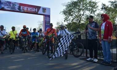 Sigit Purnomo Said : Event Gowes Merupakan Sebuah Bukti Palu Telah Bangkit