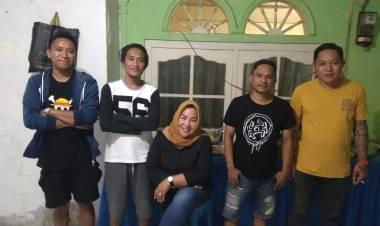 Di Moment Hut Ke-44 Tahun, Ningsry Datau  Gelar Silaturahmi Dengan Sejumlah Pemuda