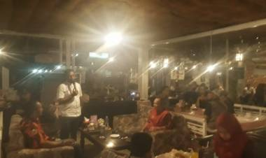 Bupati Sehan Landjar Narasumber Pada Diskusi MPC Pemuda Pancasila Kotamobagu
