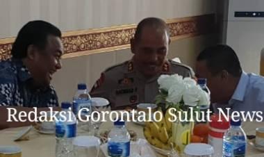 Wakil Ketua DPR RI Rachmad Gobel : Saya Bangga Dengan Profesionalisme POLDA Gorontalo