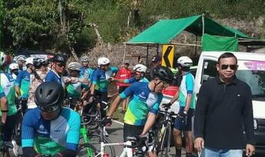 MCM Sulut Kunjungi Wisata Di Boltim