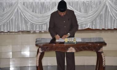 DPRD Provinsi Gorontalo Bentuk 3 Pansus Ranperda Usul Inisiatif