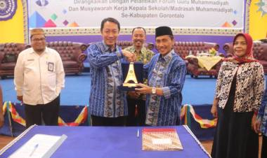 Prof Nelson Pomalingo : Universitas Muhammadiyah Gorontalo (UMGo) Kwalitas Sama Dengan Perguruan Tinggi Lainnya