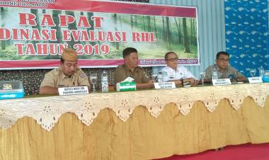 Kepala BPDAS HL Bonebolango : 1 November 2019 Program RHL Lakukan Penanaman Di Wilayah Provinsi Gorontalo