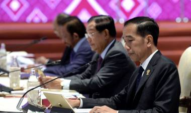 Menjaga Asa Perdamaian Di Rakhine State Dan Palestina