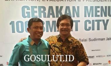 Hari ini, Forum Kepala Dinas Kominfo Seluruh Indonesia Yang Di Pimpin Haris Suparto Tome Di Lantik