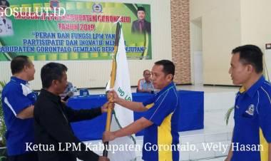 Lalui Rangkaian Musda Yang Cukup Alot, Akhirnya Wely Hasan Nahkodai LPM Kabupaten Gorontalo
