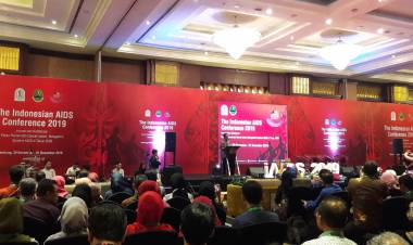 Pertemuan The Indonesian AIDS Conference (iAIDS) 2019