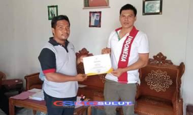 KPU RI Ganjar Penghargaan Pada Badan Penyelenggara Adhoc Talaud