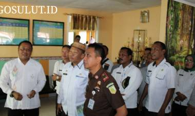Kejaksaan Sebarkan Virus WBK Dan WBBM Sampai Ke Pelosok Desa