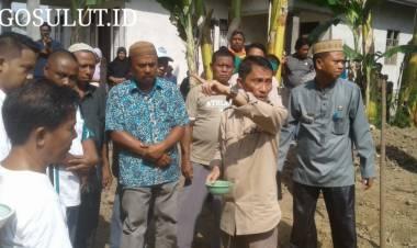 Warga Masyarakat Kecamatan Tabongo Sambut Program NDP Dengan Antusias