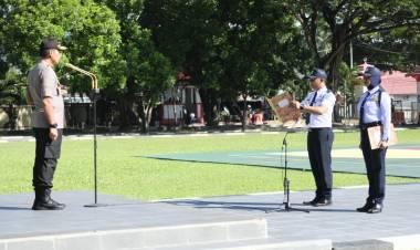 Apel Satpam, Kapolda: Mengemban Fungsi Kepolisian Bersifat Terbatas