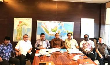 Ishak Liputo  Terpilih Sebagai Tim Formatur PMI Pusat
