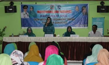 Fory Naway  Akan Kukuhkan Satgas Kekerasan Anak Dan Perempuan