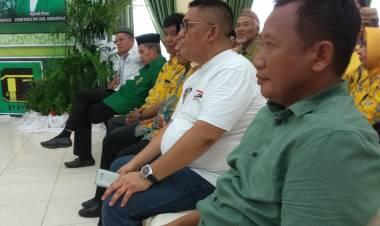 """Hari Ini "" Para Calon Wabup Tebar Pesona Di Hadapan Nelson Pomalingo Dan  Kader PPP"