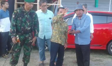 Tinjau Kesiapan Refleksi Hari Patriotik, Nelson Pomalingo : Semua Masyarakat Harus Merasa Memiliki Gorontalo