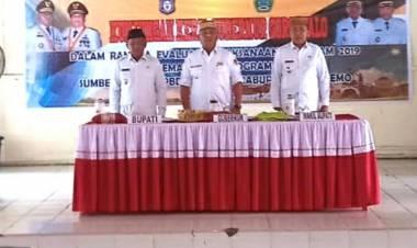 Gubernur Gorontalo Kunjungi Boalemo, Darwis Moridu : Berharap Bantuan Disektor Perikanan - Pertanian  Dan Pariwisata