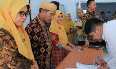 RS Ainun Memiliki 32 Dokter Umum - Dua Dokter Gigi dan 18  Spesialis, Darda Daraba : Bagimana Tingkatkan Pelayanan
