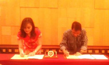 Pemerintah Daerah Kabupaten Gorontalo Teken MOU Dengan Swiss Belhotel Maleosan Manado