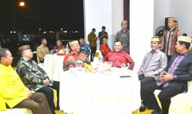 Pemerintah Provinsi Gorontalo Gelar Pisah Sambut Pangdam XIII/MERDEKA Mayjend TNI Tiopan Aritonang