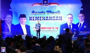 Zulkifli Hasan Kembali Terpilih lewat Voting